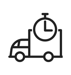 Time based delivery vector