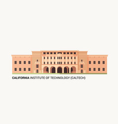 California institute of technology vector