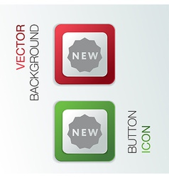 label new vector image vector image