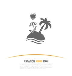 Tourism Logo vector image vector image