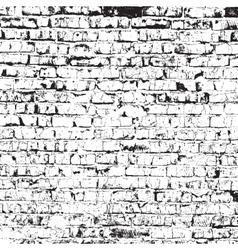 Brickwall Old vector image