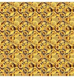 cofee break pattern vector image vector image