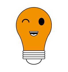 Ligh bulb vector