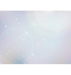Drops of rain on the window EPS10 vector image