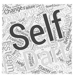 Build your self esteem a starter guide to self vector