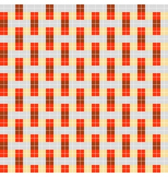 geometrical pattern with rectangles vector image vector image