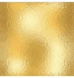 Gold texture foil vector