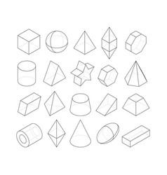 Monoline frames of different vector