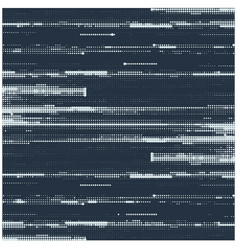 Modern grunge background denim color vector