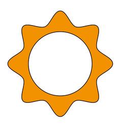 Sun ilustration vector