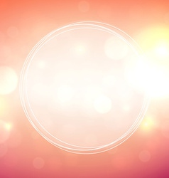 Summer blurred background vector