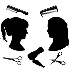 Hairdressing 2 vector