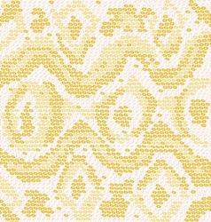 albino snake skin vector image vector image