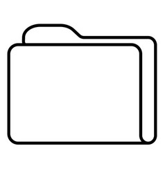 document documents file folder icon vector image