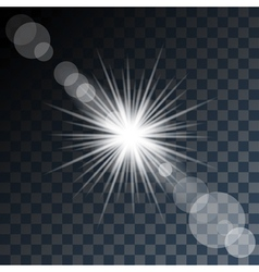 Star transparent vector
