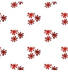 Paintball blob pattern flat vector