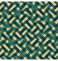 Textured seamless retro pattern vector