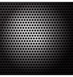 Abstract background elegant metallic circles vector image vector image
