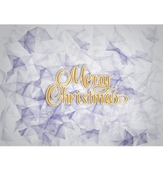 Abstract merry christmas background eps10 vector