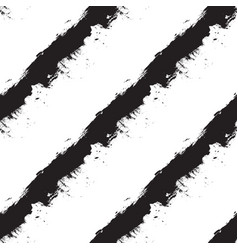 black diagonal stripes on white background vector image