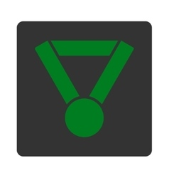 Champion award icon from award buttons overcolor vector