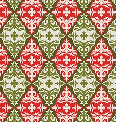 holiday wrap vector image vector image
