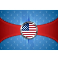 Usa background labor day independence day vector