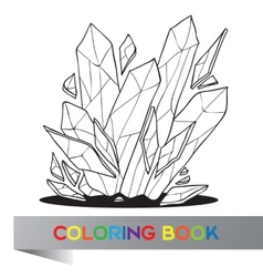 Coloring book - vector image