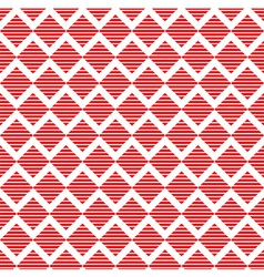 seamless simple pattern vector image