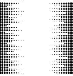 Sound waves seamless pattern vector