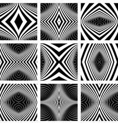 Background set vector