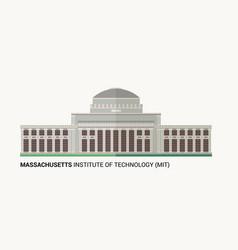 Massachusetts institute of technology vector