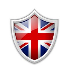 British shield vector