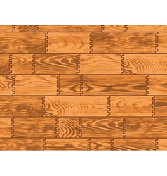 Wooden background planks vector