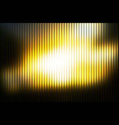 Black yellow white background with light lines vector