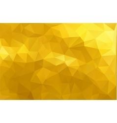 Mosaic golden glitter templates vector