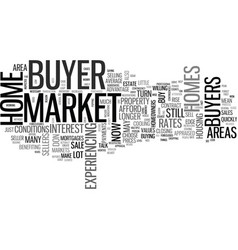 When will it be the buyer s turn text word cloud vector