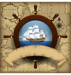 Navigation template vector
