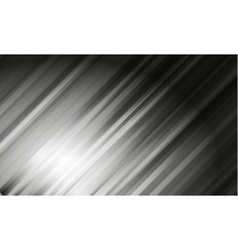 Grayscale background from diagonal lines vector