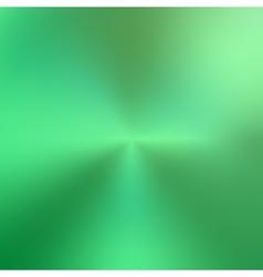 Abstract circular green metallic texture vector
