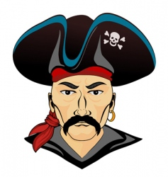 Danger pirate vector
