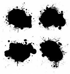 nk splat vector image