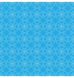 light blue seamless pattern vector image
