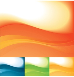 Modern backgrounds vector