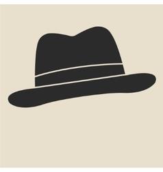 Felt hat vector