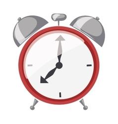 Clock watch alarm vector