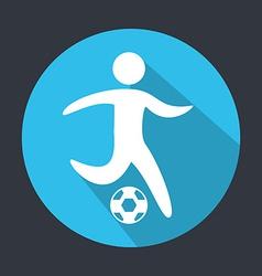 Gym icon vector