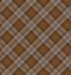 Brown fabric pattern vector