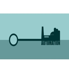 Concept of a key automation vector