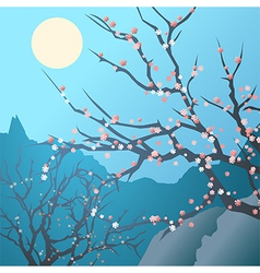 spring hollow vector image